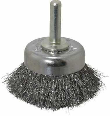 "PK12 WEILER 96288 Wire Wheel Wire Brush 1-1//4/"" Stem"