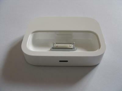 ORIGINAL iPOD UNIVERSAL DOCK DOCKINGSTATION A1256