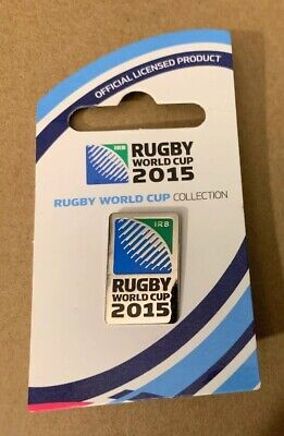 Rugby World Cup Collection Badge - Rugby World Cup 2015 - IRB