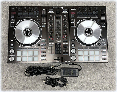 Pioneer DDJ-SR2 Portable 2-Channel Controller for Serato DJ