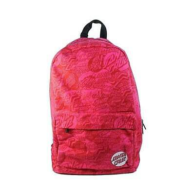 Santa Cruz On Repeat Backpack Rogue Pink