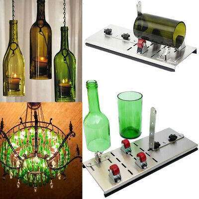 Glass Bottle Cutter Cutting Machine Tool Jar Wine Beer Recycle DIY Craft AU Gift