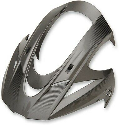 Icon Visor Replacement Icon Helmets Black/Variant Pattern All Sizes