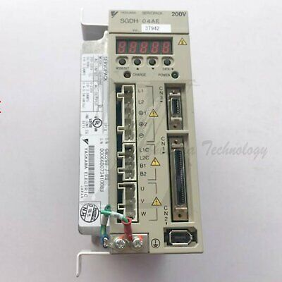1PC Used Yaskawa SGDH-04AE PLC Tested In Good Condition