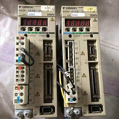 1PC Used Yaskawa SGDH-20AE PLC SGDH20AE Tested In Good Condition