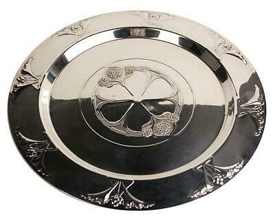 Large WMF Jugendstil Art Nouveau Silver Plated Bowl Centerpiece Tray