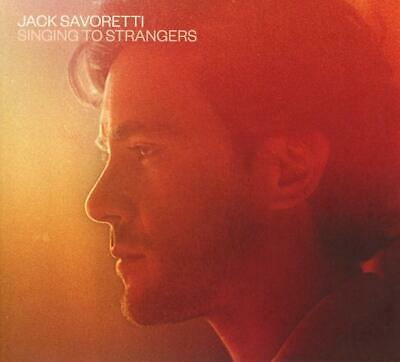 Jack Savoretti Singing to Strangers New CD Album Kylie Minogue