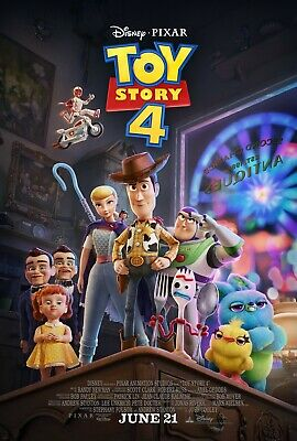 Toy Story 4 HD iTunes