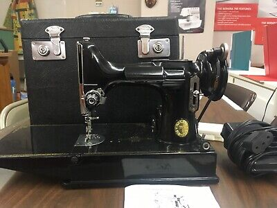 Alphasew Quilter Portable 1 Sewing Machine Singer Featherweight Replica
