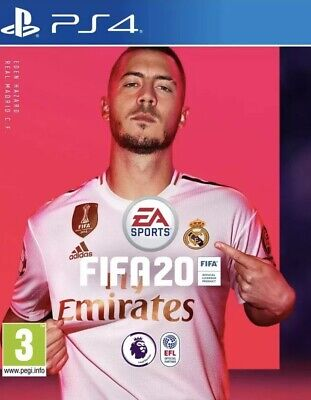 FIFA 20 (PS4) Game | BRAND NEW | FAST FREE POST