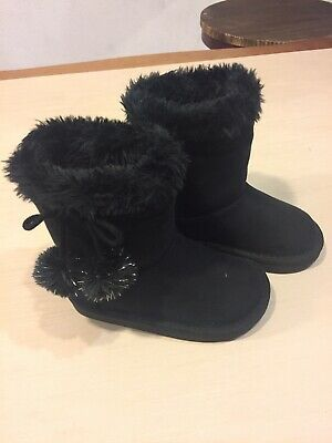 GIRL/'S OKIE DOKIE TODDLER BOZZIE BOOTS MULTIPLE SIZES NEW IN BOX MSRP$40.00