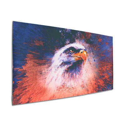 75x50cm Modern Abstract Eagle Canvas Art Print Painting Picture Home Wall   ❤