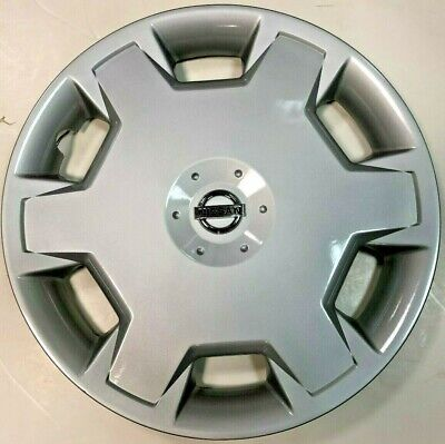 "1 New Hubcap 15"" FITS 2007-2013 Nissan Versa & Cube Wheel Cover 53072"