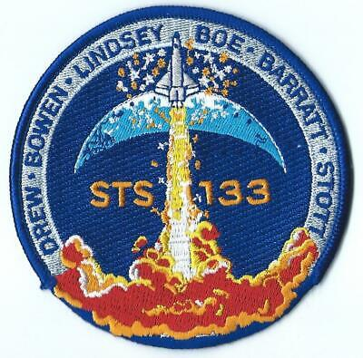 Nasa Space Shuttle Sts-133 Mission Patch