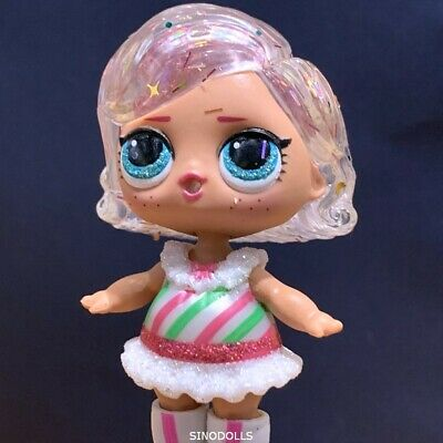 LOL SURPRISE GLITTER GLOBE WINTER DISCO DREAMIN BB doll