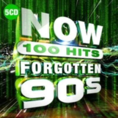 V/A: Now 100 Hits Forgotten 90S (Cd.)