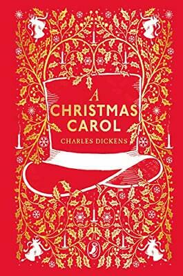 A Christmas Carol: Puffin Clothbound Classics by Dickens, Charles Book The Cheap
