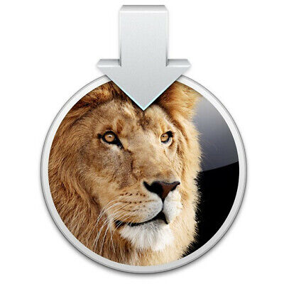 Mac OS X 10.7 Lion DMG - Instant Delivery Download For USB Key