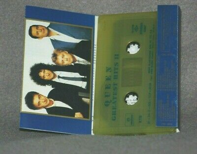 Queen - Greatest Hits Cassette - Turkey Import