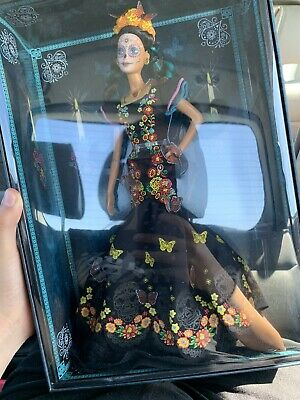 barbie day of the dead doll