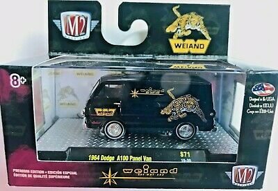 M2 1964 Dodge A100 Panel Van WEIAND O'Reilly Auto Parts Limited 1/4875