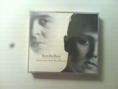 TEARS FOR FEARS:FAMOUS LAST WORDS THE COLLECTION 2/Cd Album Boxset