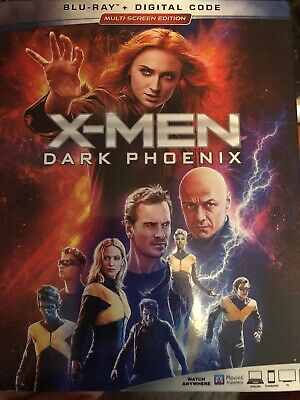 NEW - X-Men Dark Phoenix   SLIP COVER ONLY!!!!