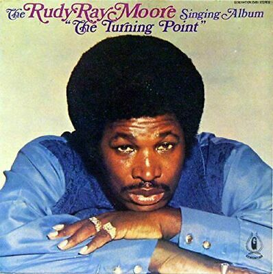 Rudy Ray Moore - The Turning Point vinyl reissiue