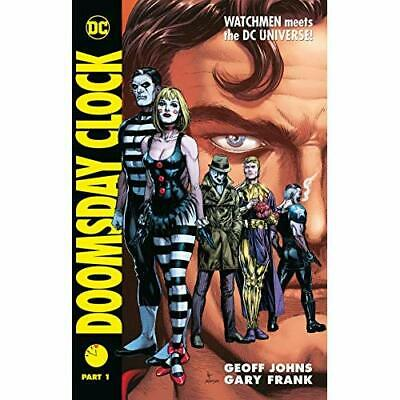 Doomsday Clock Part 1 - Hardback NEW Johns, Geoff
