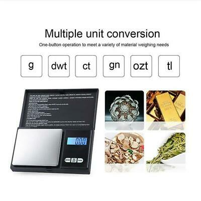 New LCD Digital Pockets Scale Jewelry Gold Gram Balance Scale 100g*0.01g We W1D1