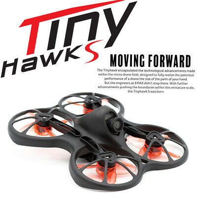 EMAX Tinyhawk S FPV Racing Drone Brushless Drone 75mm 4in1 F4 Flight F1Y8