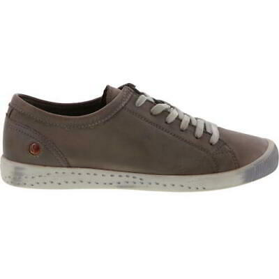 Softinos by Fly London Isla Womens Ladies Soft leather Trainers Shoes Size 4-8
