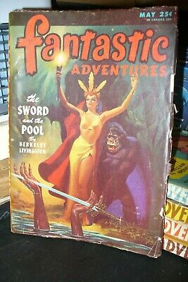 Fantastic Adventures Us Pulp May 1946 [1 Issues]