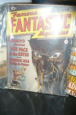 Famous Fantastic Mysteries Us Pulp Oct 1940 [1 Issues]