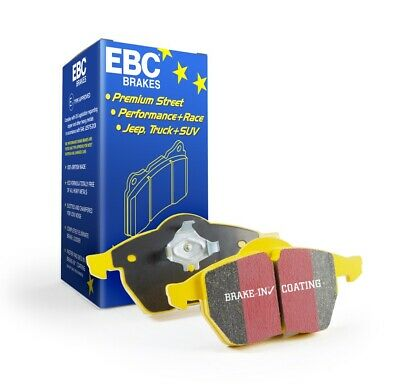 EBC Yellowstuff Hintere Bremsbeläge Mitsubishi Lancer Evo 1 2.0 Turbo DP4576R