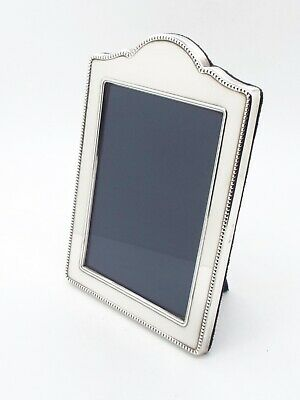 Hallmarked Sterling Silver Picture Photo Frame Robert Carr Sheffield 1995