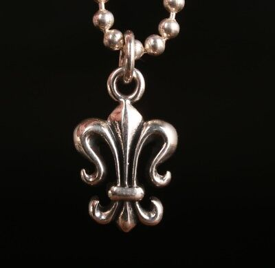 Solid Silver Hand-Carved Statue Necklace Pendant Stylish Limited Gift Edition