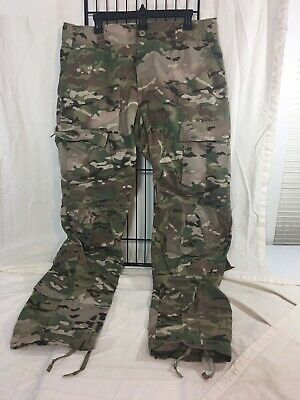 New! Army Combat Pants Large Long W/ Crye Knee Pad Slots Multicam Ocp