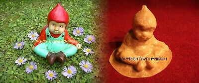 New Rubber Latex Mould Moulds Mold To Make Concrete Ladybird Ladybug Bug Baby