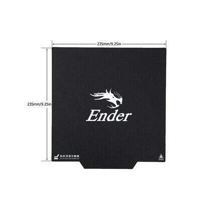 Creality 3D Ender-3 Magnetic Surface Plate Sticker Pads Heated Bed 235*235mm AU