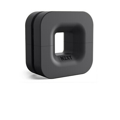 NZXT Puck Cable Management and Headset Mounting Solution - Black