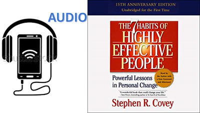AUDIOBOOK The 7 Habits of Highly Effective People - Stephen Covey AUDIO