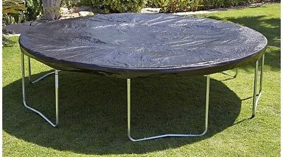 12ft Trampoline All Weather Cover - Black,New.