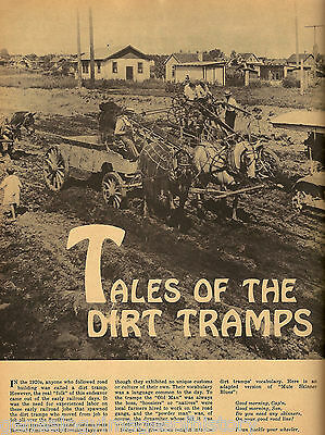 Tales of the Dirt Tramps + Texas Genealogy
