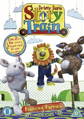 Driver Dan's Story Train: Bouncing Bunnies and Other Stories [DVD] - DVD  I4LN