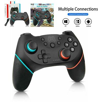 Bluetooth Wireless Gamepad Joystick Pro Controller For Nintendo Switch NEW UK