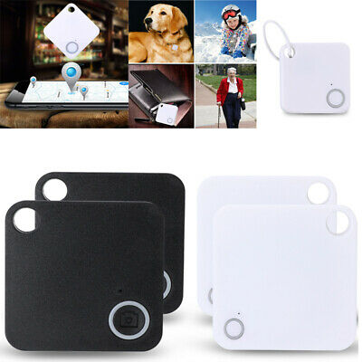 4Pack Tile Bluetooth Tracker-Mate Replaceable Battery Tracker GPS Key Pet Finder