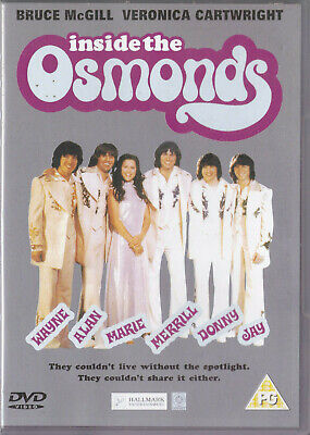 Inside The Osmonds [DVD] - DVD  2IVG The Cheap Fast Free Post