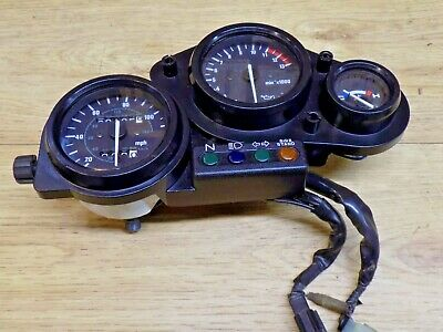 Honda Nsr125R1 Nsr125R Jc22 2002 Speedometer Clock Assembly 30105 Miles Showing