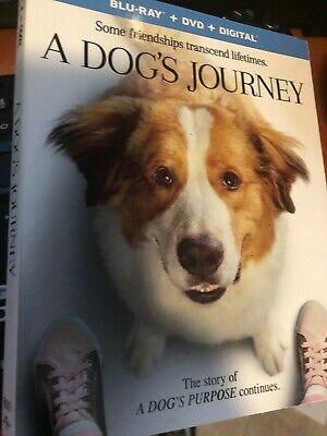 A Dog's Journey Blu-ray Dennis Quaid SLIP COVER ONLY!!!